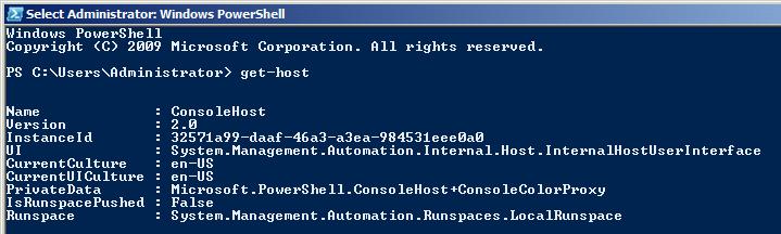 How upgrade Powershell version on Windows Server 2008 R2