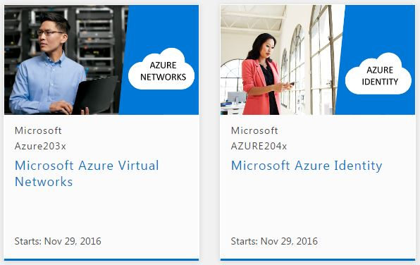 Microsoft Azure official training with promotional exam