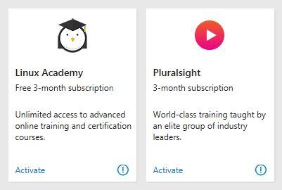 Pluralsight LinuxAcademy 3 months free access